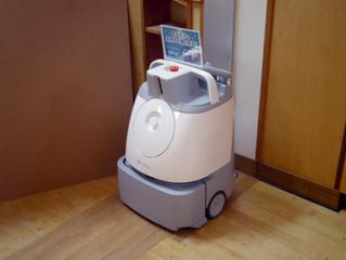掃除ロボット 到着!!!