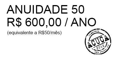 Anuidade 50