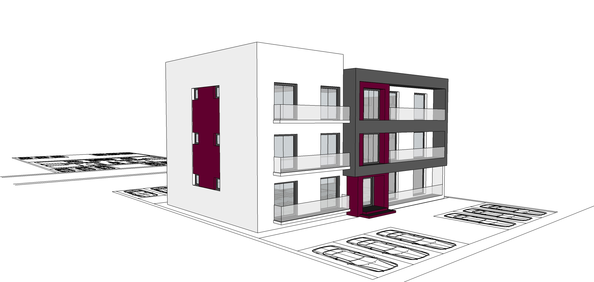 Minihotel P+2E -Kazeboo, Mamaia Nord
