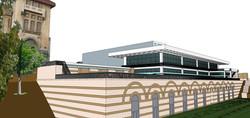 DALI -Edificiul Roman cu Mozaic