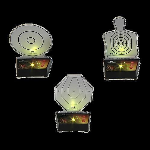 Kit Premium laser visível + Sistema de Treinamento Multi-Alvos