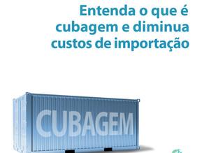 Saiba o que é cubagem e reduza custos em importação