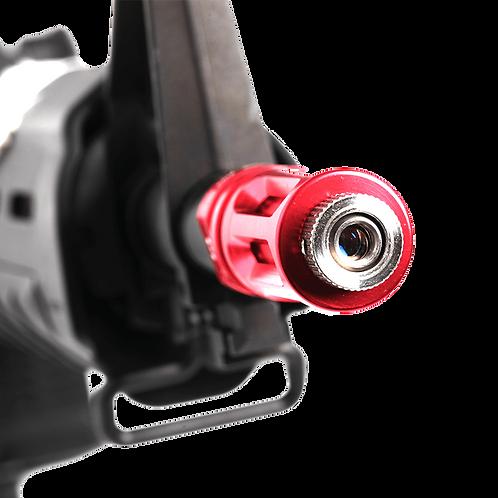 Adaptador Flash para Rifles Airsoft - Laser Visível