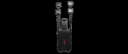 Torre de iluminação 4 módulos