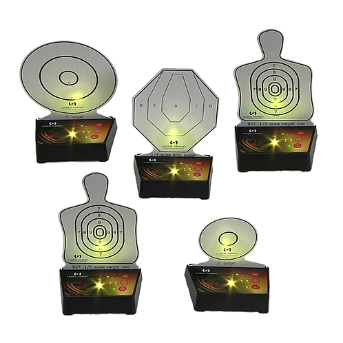 Kit Premium PLUS infravermelho + Sistema de Treinamento Multi-Alvos + Display