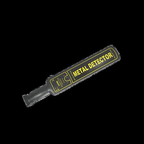 Detector de metal com fone