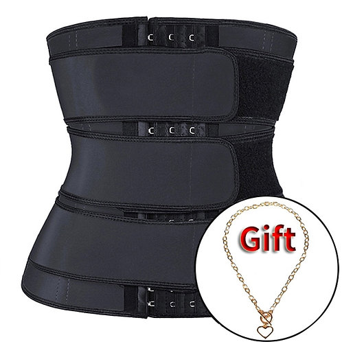 MUKATU Waist Trainer Body Shaper Plus Size Wasit Trainer Womens Belly Control