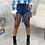 Thumbnail: Tassel Sexy Elastic Jeans Shorts Women Summer High Waist Cotton Jean Short
