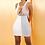 Thumbnail: Hugcitar 2020 Sleeveless Patchwork Sexy Mini Dress Autumn Winter Women Fashion