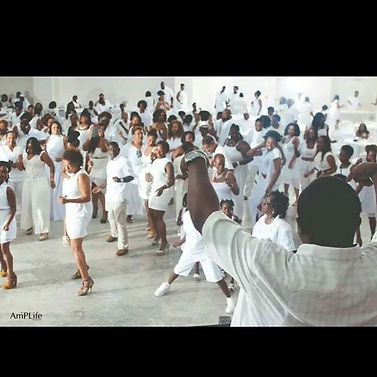 Dj Dap Deejays huge All White Party