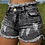 Thumbnail: New Sexy Black Tassel Destroy Ripped Denim Shorts 2020 Summer Casual Jean Shorts