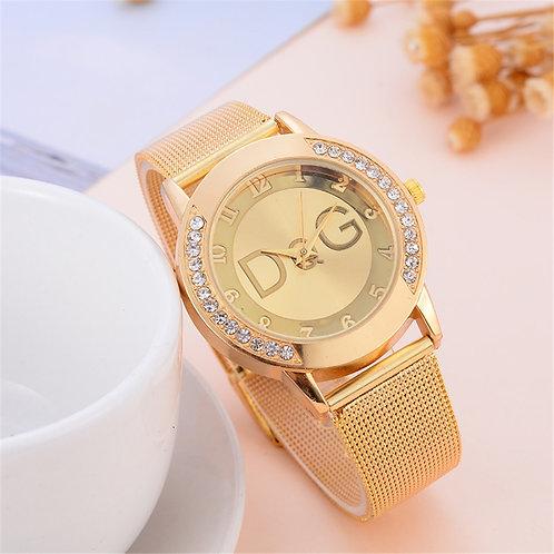 2020 Latest European Fashion Watch Style Women Luxury Watch Brand Quartz Watch