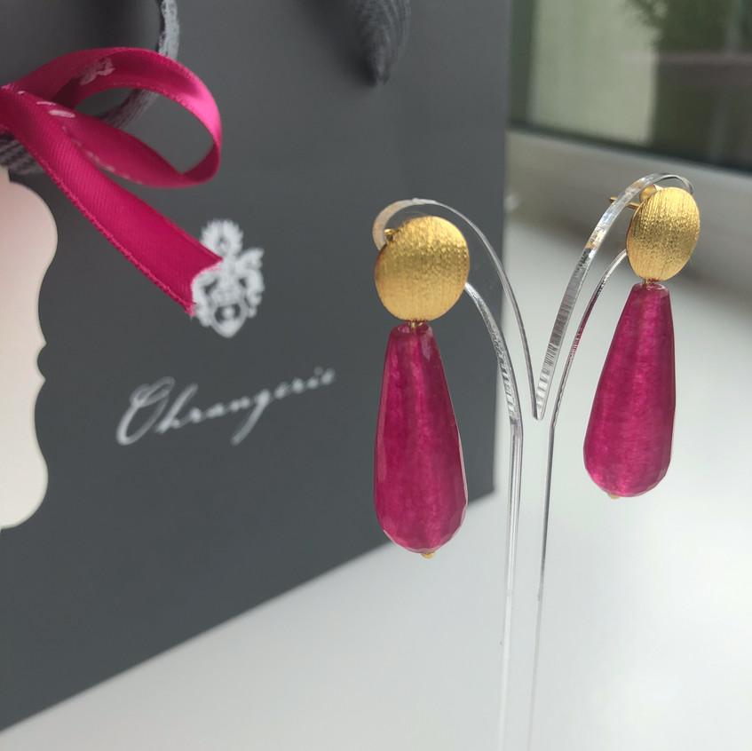 Jadetropfen pink, ab 49 EUR