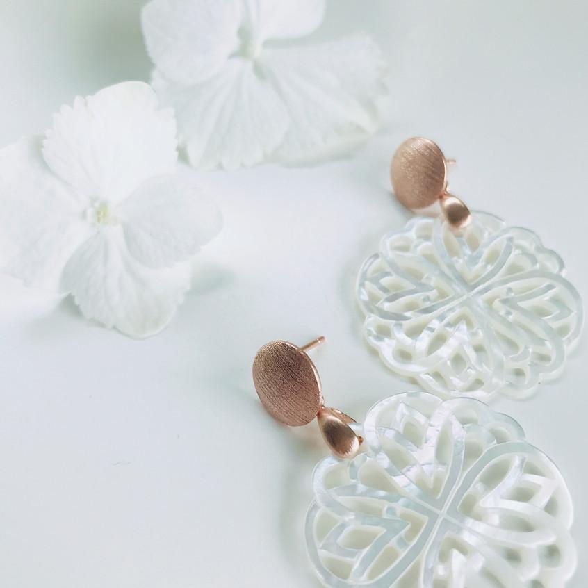 Ohrringe aus Perlmutt ab 85 EUR