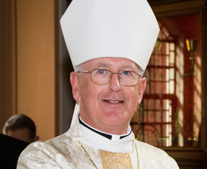Message of encouragement from Welsh Bishop Tom Burns