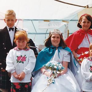 1980s & 1990s Parish Social life