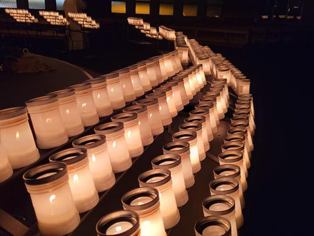 LIGHT A CANDLE- Year of St Joseph