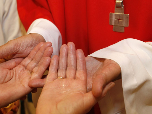 Mass of Anointing of the Sick and Housebound on Saturday 5th October at  11 o'clock.