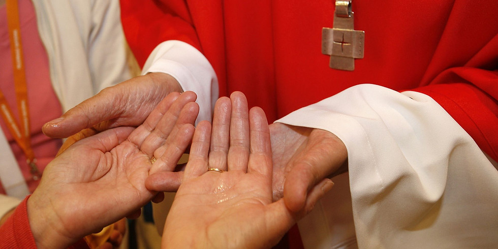 Anointing of the Sick and Housebound