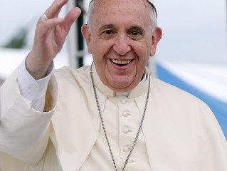 Call from Pope Francis