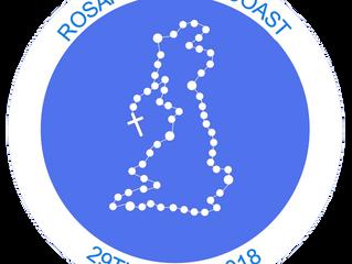 Rosary on the coast Logo