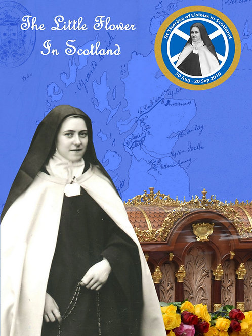 2 Disk DVD - St Therese of Lisieux in Scotland-