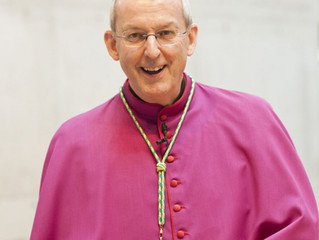 Bishop Declan Lang has sent some words of encouragement as we approach Sunday 29th April