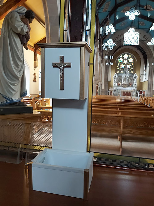 Contactless Holy Water dispenser