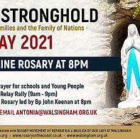 Rosary Stronghold 2021 - Key Dates (Scot