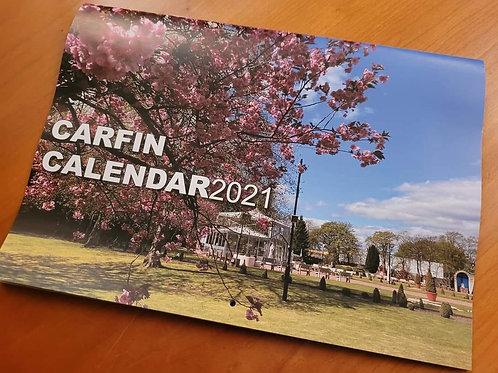 Carfin Grotto 2021 Calendar