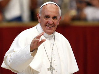 His Holiness Pope Francis endorses Rosary on the Coast of the British Isles