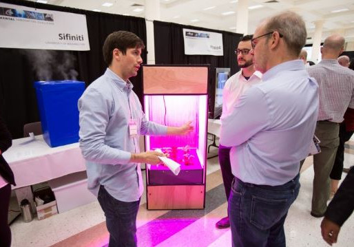 ELEMENT 8 MEMBERS AND FELLOWS JUDGE 8TH ANNUAL ENVIRONMENTAL INNOVATION CHALLENGE