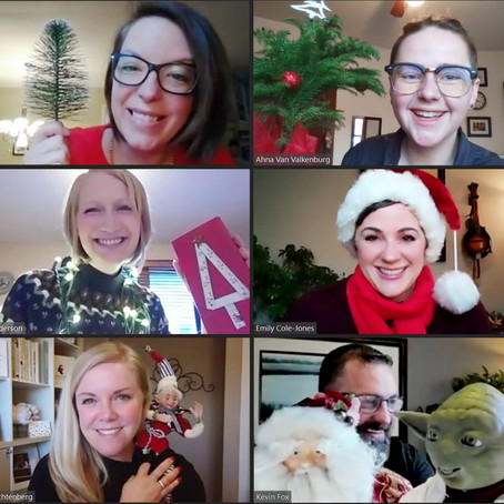 Holiday Greetings From Fox Advancement