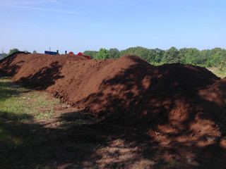 It takes a lot of Mulch