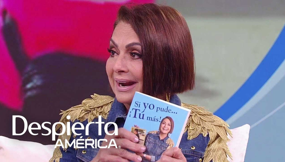 "Maria Antonieta Collins Publishes 10th Book! – ""Si Yo Pude, Tu Mas!"