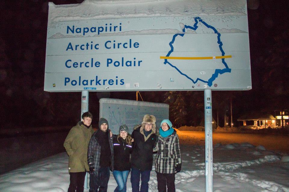 Artic circle adventure