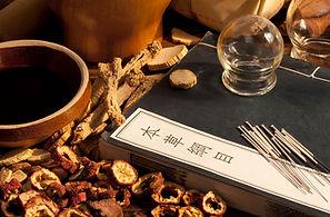 針刺中國傳統中草藥