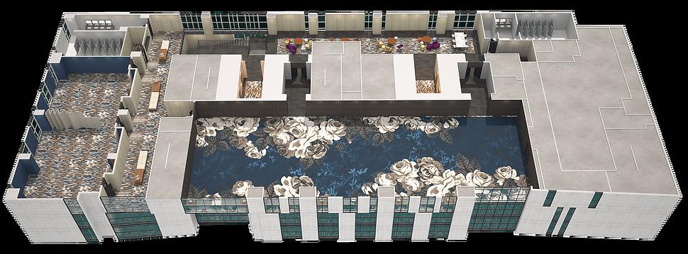 Pre-build 3D Floorplan