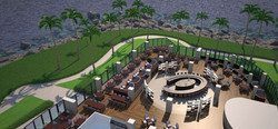 RESTAURANT LAYOUT AND VIEW