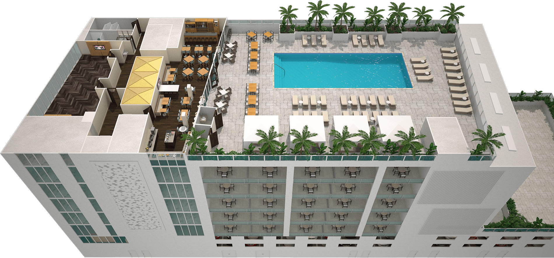 ROOFTOP FLOORPLAN