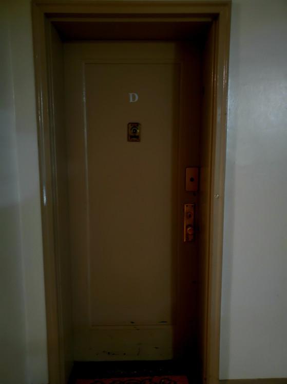 Outside the Door