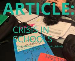 22_CrisisInSchools