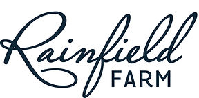 Rainfield Farm Logo