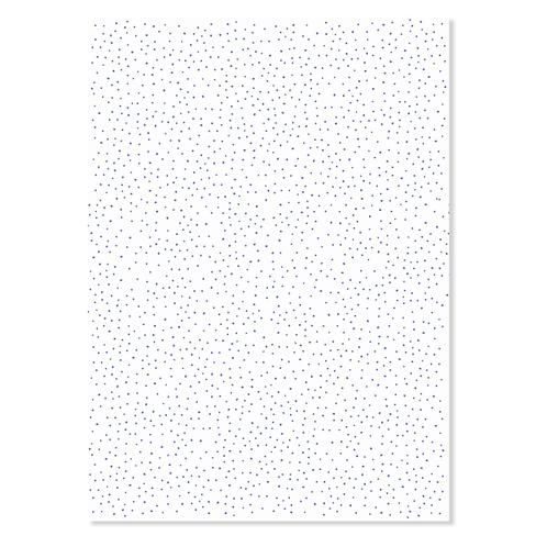 """Geschenkpapier """"Dots Blau"""""""