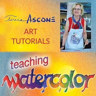 art tutorials teresa ascone
