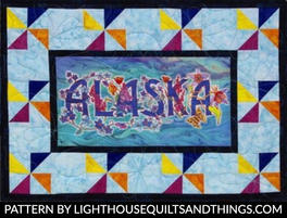 Placemat made with Teresa Ascone Art Pan