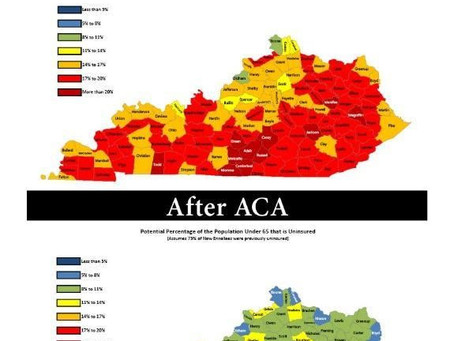 New Baseline Report Shows Kentucky's Gains Under ACA, Medicaid Expansion
