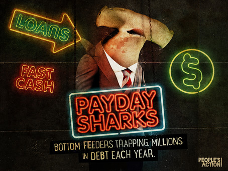 Stop the Debt Trap: Payday Lenders Need to be Reined In, Not Set Loose