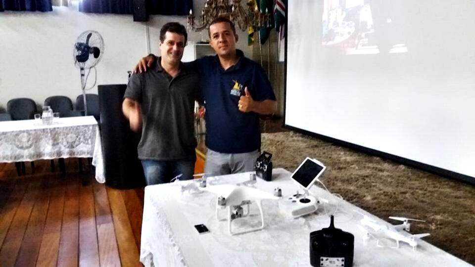 Seminário sobre Drones