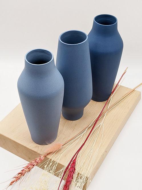 Large Blue Vessels